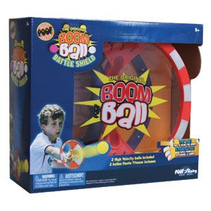 Boom Ball Battle Shield