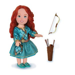 Disney/Pixar's Brave Merida Forest Adventure