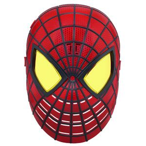 The Amazing Spider-Man Hero FX Mask