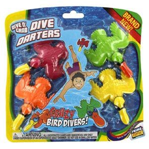Dive N' Grab Dive Darters Crazy Bird Divers