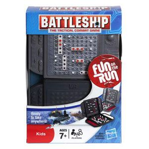 Battleship Fun on the Run