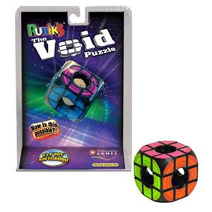 The Rubik's Void Puzzle