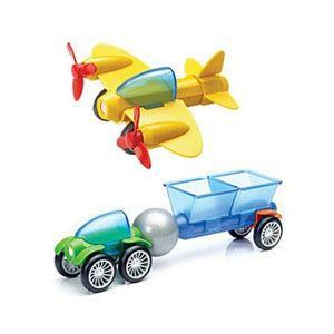 SmartMax Magnetic Discovery Drive & Fly Set