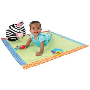 Discover n Grow Take-Along Play Blanket