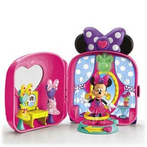 Minnie Mouse Bow-tique Minnie's Fashion On-the-Go