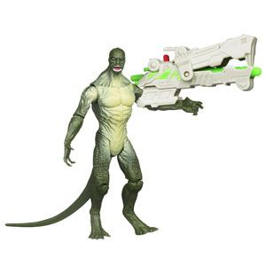 The Amazing Spider-Man Reptile Blast Lizard