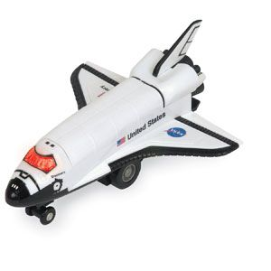 Action City Space Mission Space Shuttle R/C