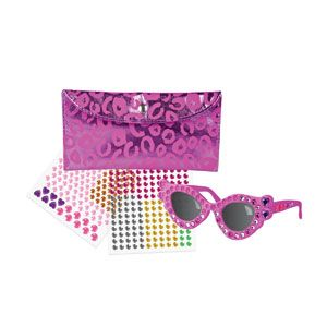 Sticky Mosaics Fancy Nancy Sunglasses