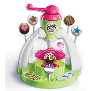 cool baker cake pop maker from spin master. Black Bedroom Furniture Sets. Home Design Ideas