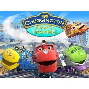 Chuggington Terrific Trainee