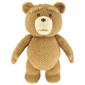 Ted Stuffed Animal