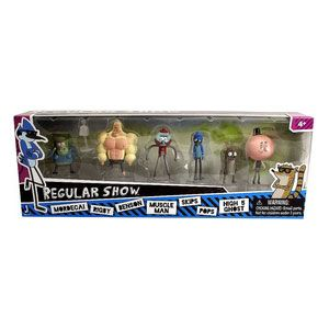 Regular Show Collectible Figure Set