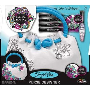 Fashion Marks Tropic Vibe Purse Designer