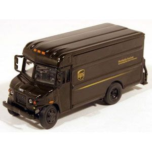 UPS Package Truck