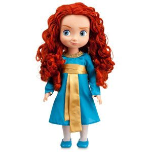 Disney/Pixar's Brave Merida Toddler Doll