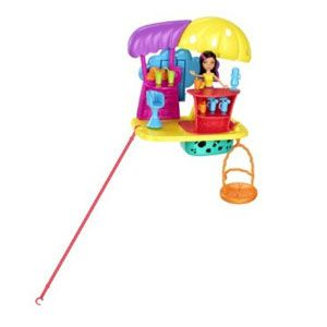 Polly Pocket Wall Party Juice Bar