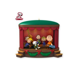 Onstage Antics The Peanuts Gang