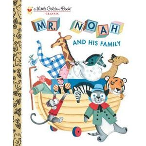 Mr. Noah and His Family