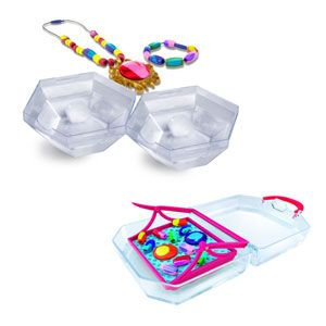 Color Splasherz Jewel Set & Purse Set