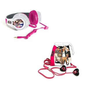 One Direction Headphones and Earbuds