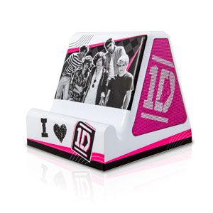 One Direction MP3 Stereo Speaker