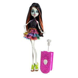 Monster High Scaris City of Frights Skelita Calaveras