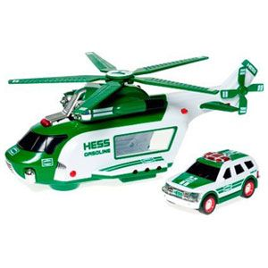 2012 Hess Helicopter & Rescue