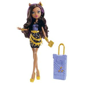 Monster High Scaris City of Frights Clawdeen Wolf