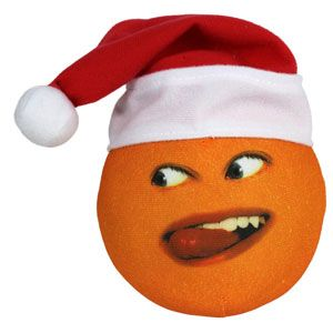 Annoying Orange Holiday Friends