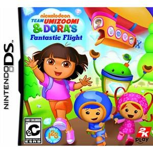 Dora & Team Umizoomi Fantastic Flight