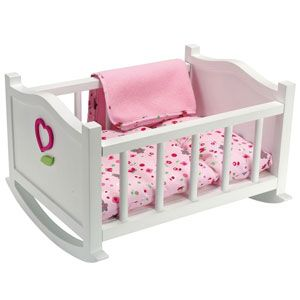 Mon Premier Baby Doll Bed from Corolle