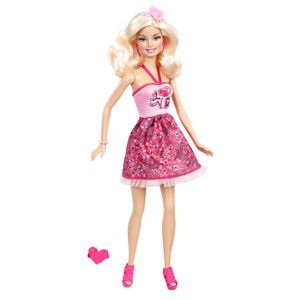 Barbie I Love Valentines!