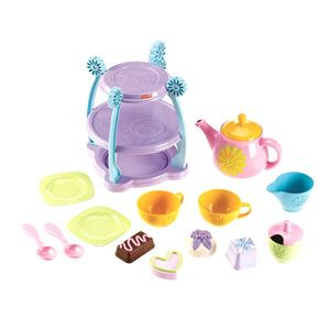Servin' Surprises Tea Party Set