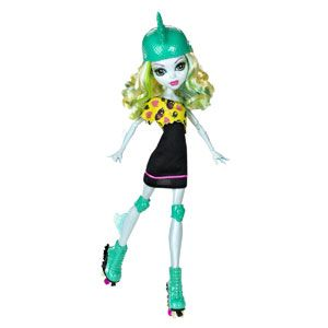 Monster High Skultimate Roller Maze Lagoona Blue