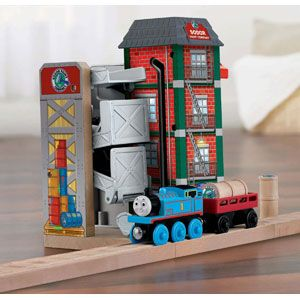 Thomas & Friends Wooden Railway Sodor Paint Factory