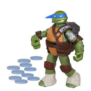 Teenage Mutant Ninja Turtles Flingers Leonardo