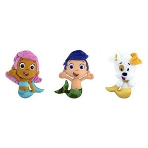 Bubble Guppies Stuffed Characters