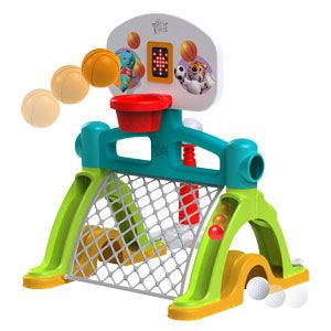 Bright Starts Having a Ball 5-in-1 Sports Zone