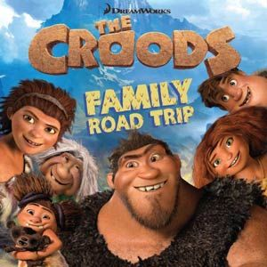 The Croods Family Road Trip