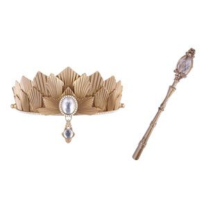 Oz the Great and Powerful Glinda's Signature Tiara and Light Up Wand