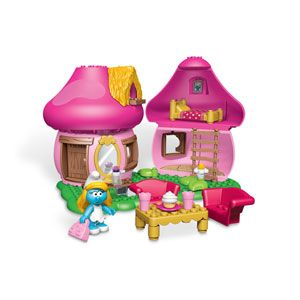 The Smurfs Smurfette's House