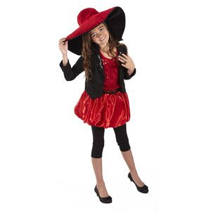 Oz the Great and Powerful Theodora Reversible Witch Hat
