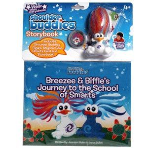 Shoulder Buddies Book & Buddy Combo