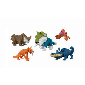 The Croods Croodaceous Creatures Pack