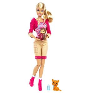 Barbie I Can Be ... Zoo Keeper