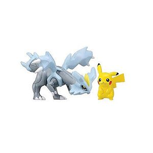 Pokemon Pikachu vs. Kyurem 2-Pack