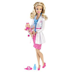 Barbie I Can Be ... Baby Doctor