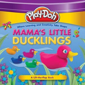 Play-Doh: Mama's Little Ducklings