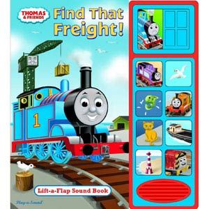 Thomas & Friends Find That Freight!