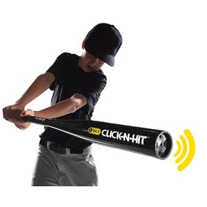 Click-N-Hit Auditory Swing Trainer